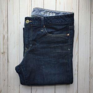 Gap 1969 Long & Lean Jeans - Size 30/10a